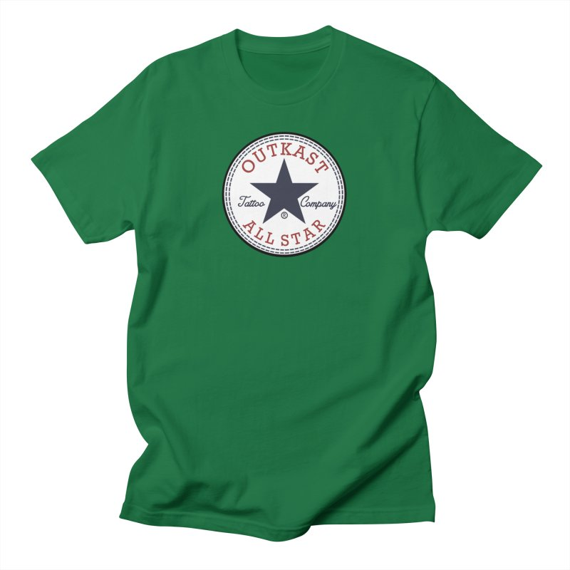 Outkast Tuck Chaylor All Star Women's T-Shirt by OutkastTattooCompany's Artist Shop
