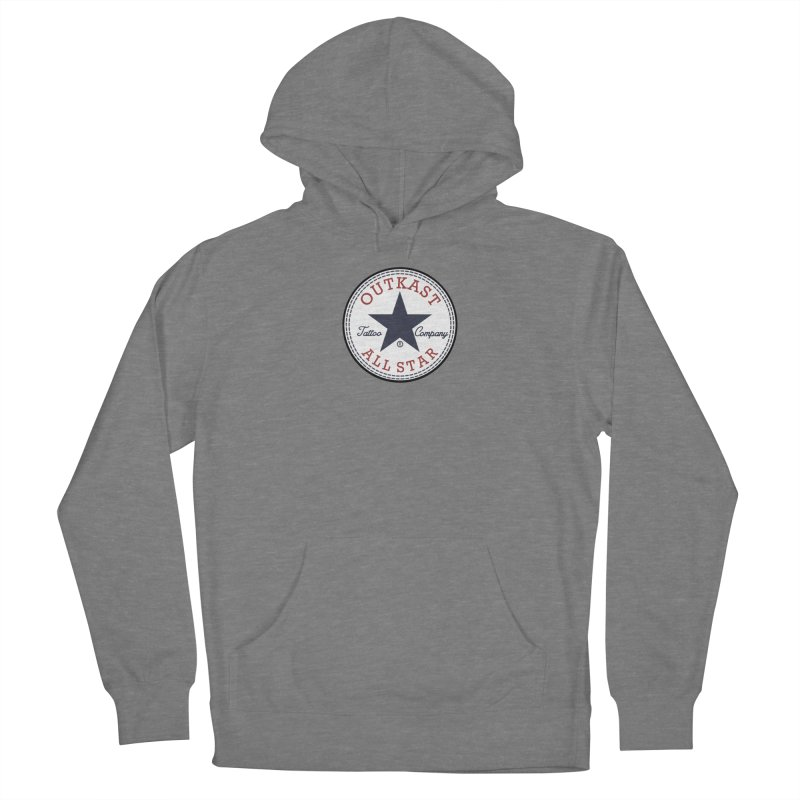 Outkast Tuck Chaylor All Star Men's Pullover Hoody by OutkastTattooCompany's Artist Shop
