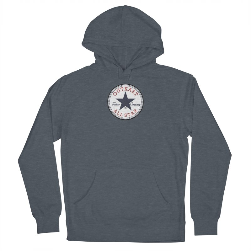 Outkast Tuck Chaylor All Star Women's Pullover Hoody by OutkastTattooCompany's Artist Shop