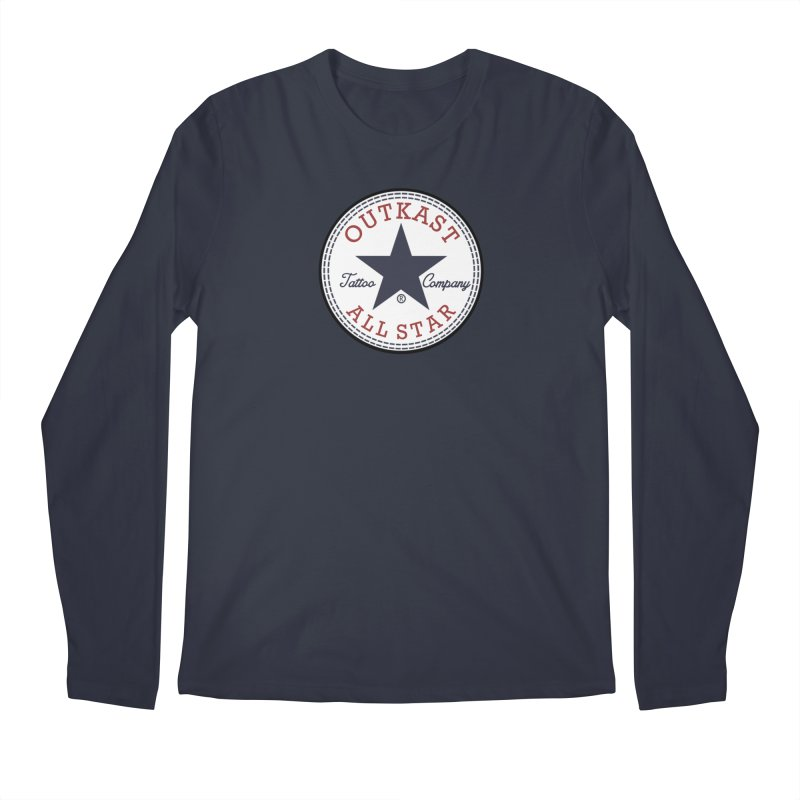 Outkast Tuck Chaylor All Star Men's Longsleeve T-Shirt by OutkastTattooCompany's Artist Shop