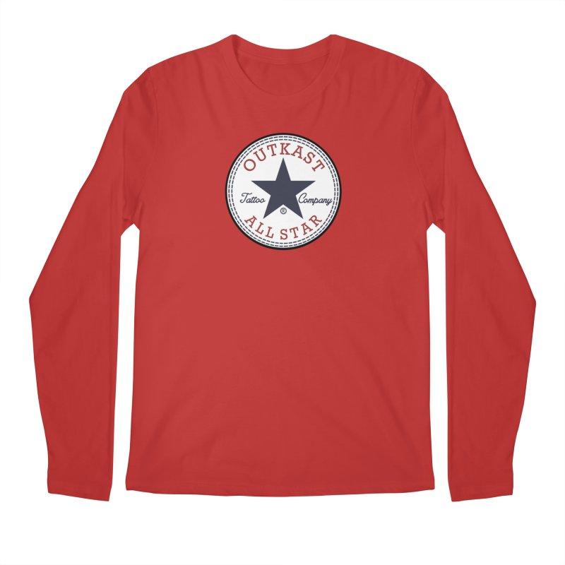 Outkast Tuck Chaylor All Star Men's Longsleeve T-Shirt by OutkastTattooCompany's Artist Shop