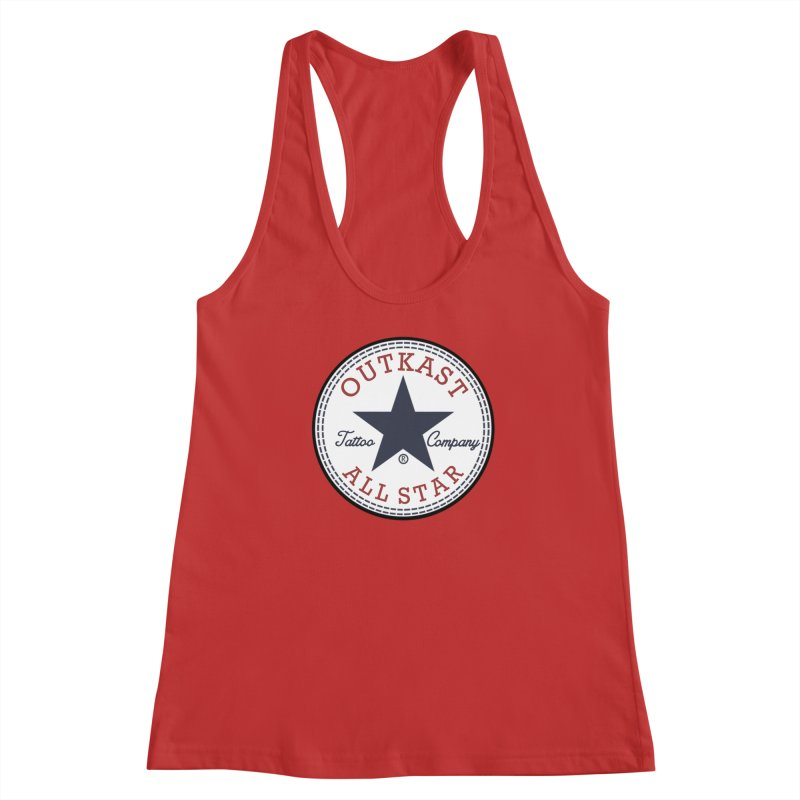Outkast Tuck Chaylor All Star Women's Tank by OutkastTattooCompany's Artist Shop