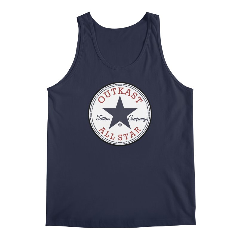 Outkast Tuck Chaylor All Star Men's Tank by OutkastTattooCompany's Artist Shop