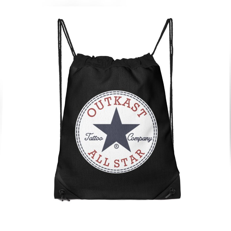 Outkast Tuck Chaylor All Star Accessories Bag by OutkastTattooCompany's Artist Shop