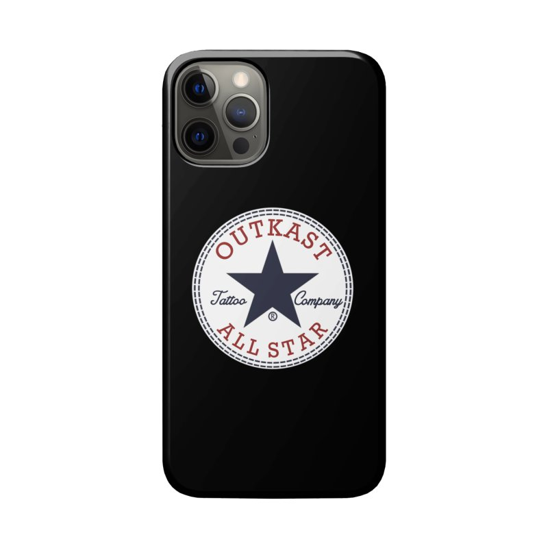 Outkast Tuck Chaylor All Star Accessories Phone Case by OutkastTattooCompany's Artist Shop