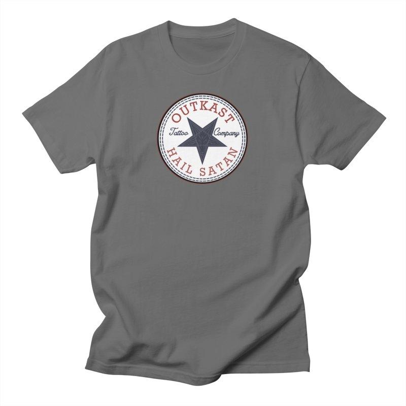 OUTKAST HAIL SATAN ALL STAR Women's T-Shirt by OutkastTattooCompany's Artist Shop