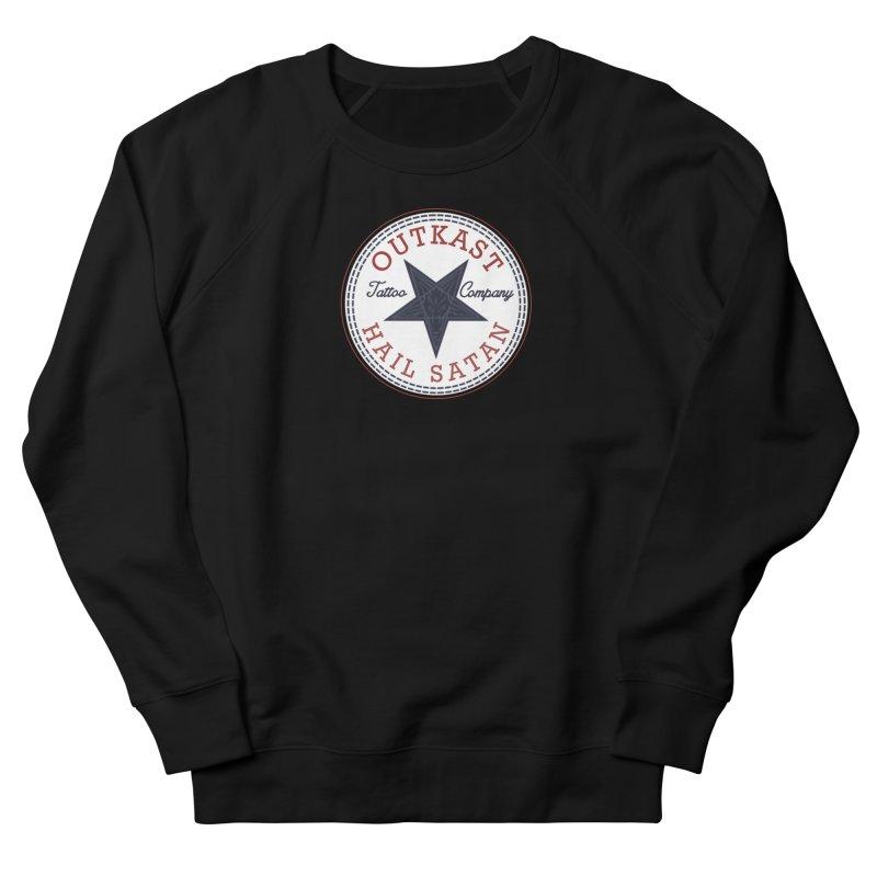 OUTKAST HAIL SATAN ALL STAR Women's Sweatshirt by OutkastTattooCompany's Artist Shop
