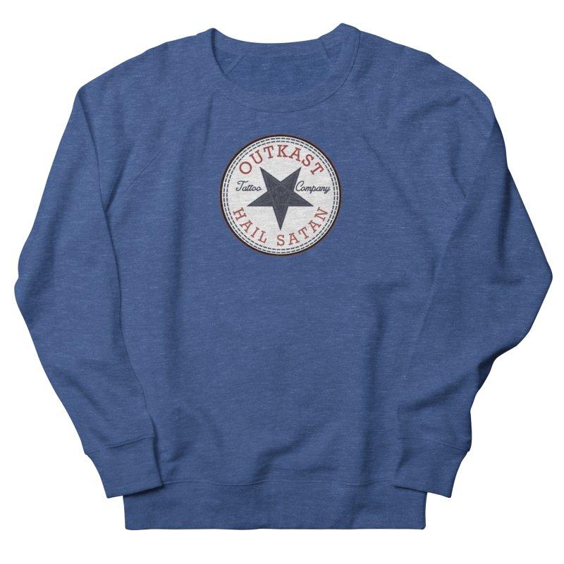 OUTKAST HAIL SATAN ALL STAR Men's Sweatshirt by OutkastTattooCompany's Artist Shop