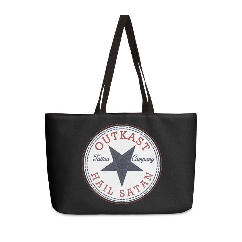 OUTKAST HAIL SATAN ALL STAR Accessories Bag by OutkastTattooCompany's Artist Shop