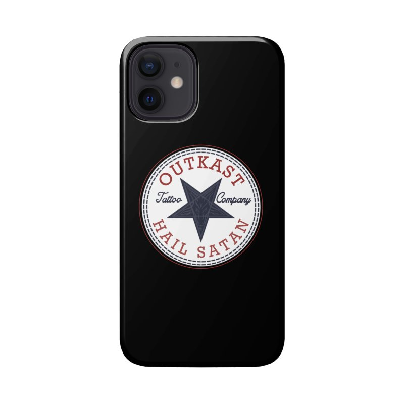 OUTKAST HAIL SATAN ALL STAR Accessories Phone Case by OutkastTattooCompany's Artist Shop