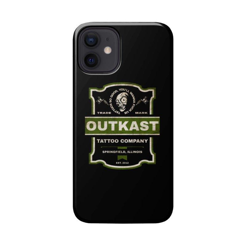 OUTKAST BLACK LABEL TATTOOS Accessories Phone Case by OutkastTattooCompany's Artist Shop