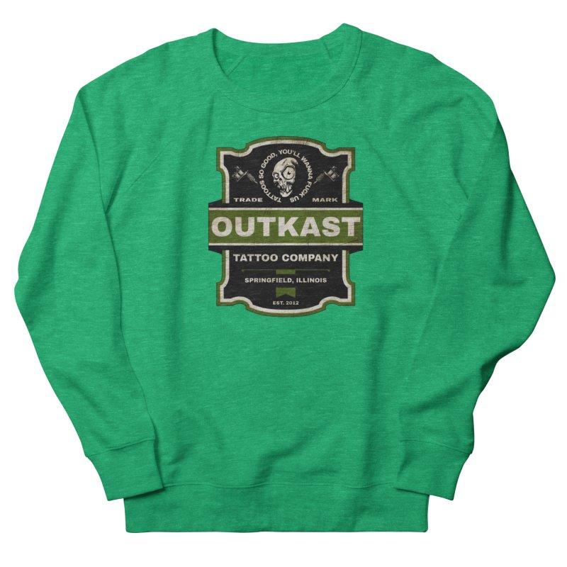 OUTKAST BLACK LABEL TATTOOS Women's Sweatshirt by OutkastTattooCompany's Artist Shop
