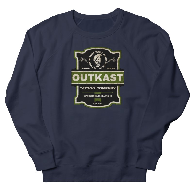 OUTKAST BLACK LABEL TATTOOS Men's Sweatshirt by OutkastTattooCompany's Artist Shop