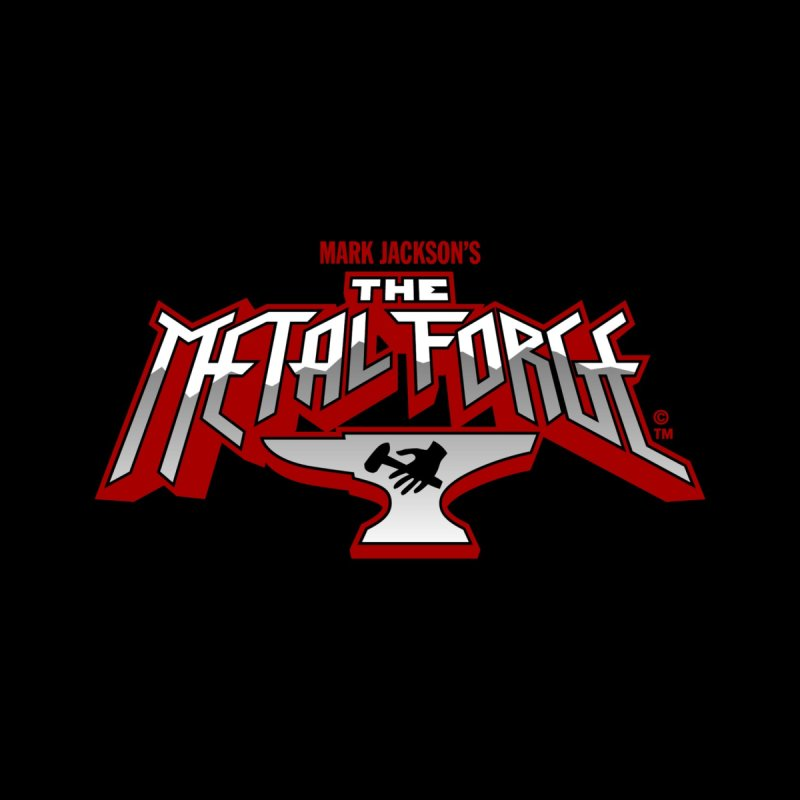 The Metal Forge Men's T-Shirt by Overload's Artist Shop