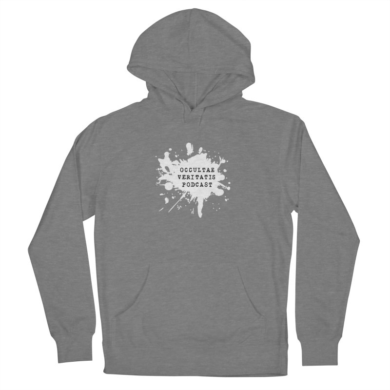 Logo Inverted Women's Pullover Hoody by Ovpod's Artist Shop