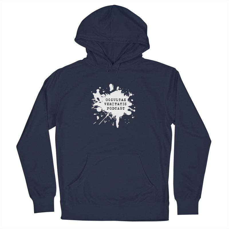 Logo Inverted Men's Pullover Hoody by Ovpod's Artist Shop