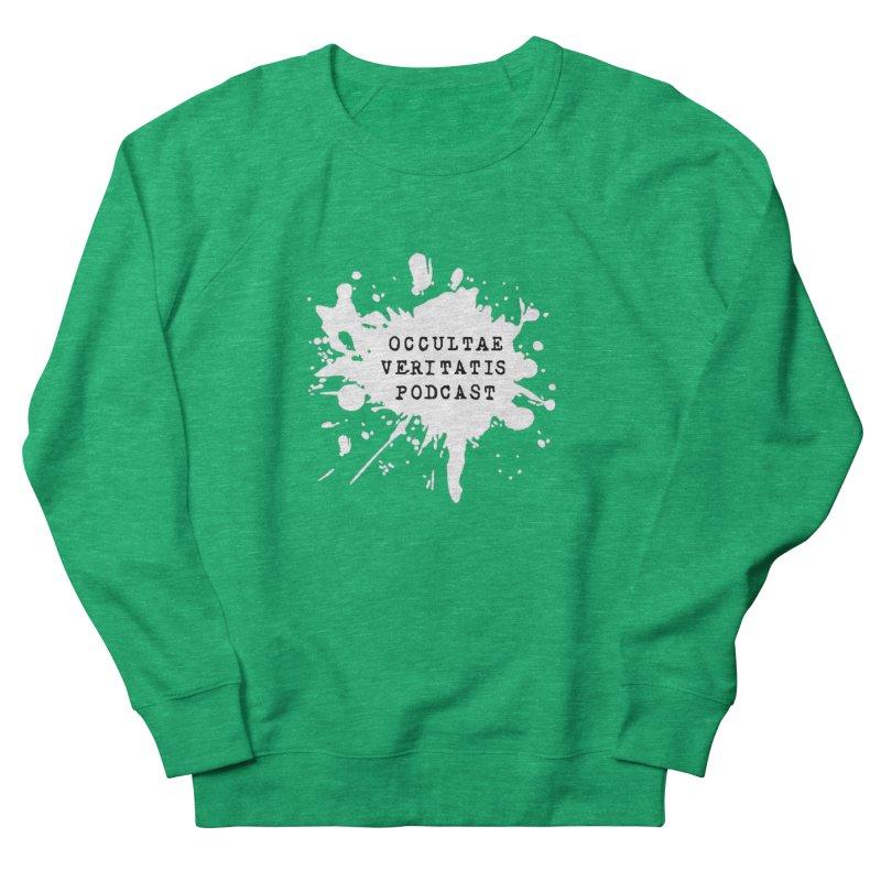 Logo Inverted Women's Sweatshirt by Ovpod's Artist Shop