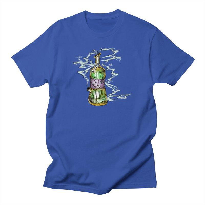 Squishy Poison Bottle Men's T-Shirt by Ovpod's Artist Shop