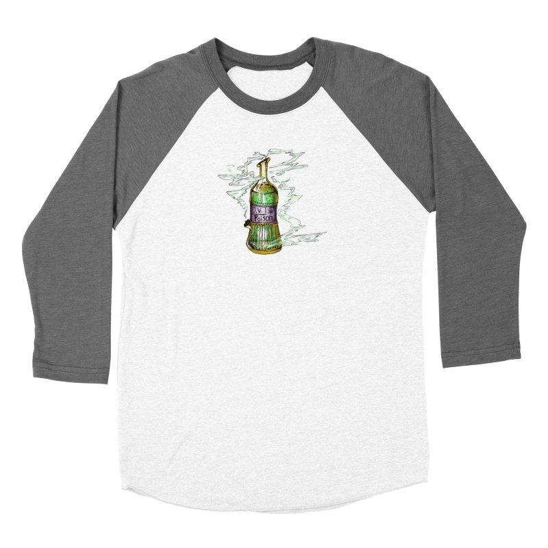 Squishy Poison Bottle Women's Longsleeve T-Shirt by Ovpod's Artist Shop