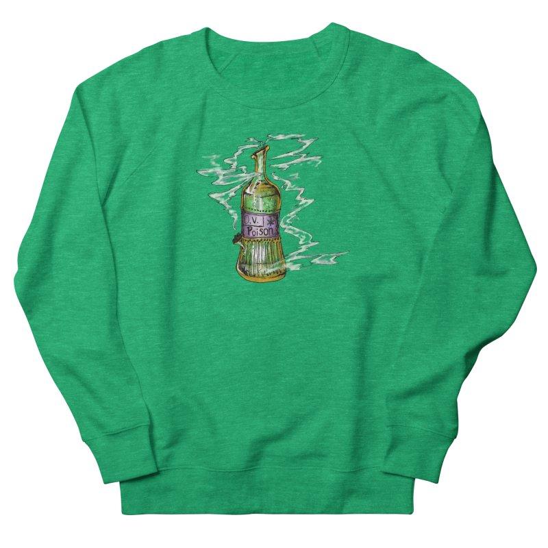 Squishy Poison Bottle Women's Sweatshirt by Ovpod's Artist Shop