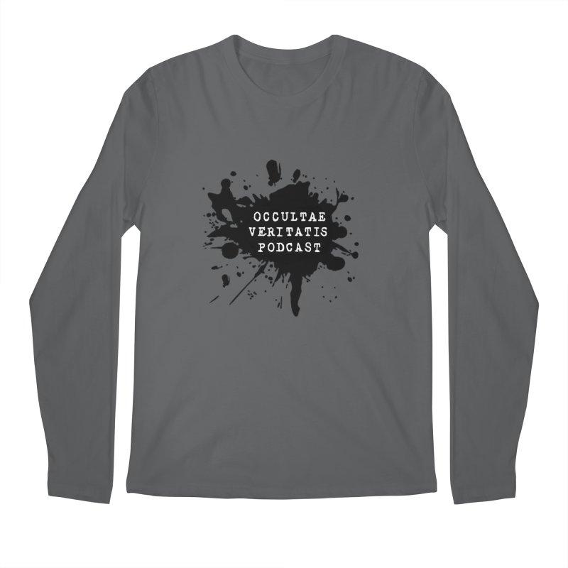Logo Men's Longsleeve T-Shirt by Ovpod's Artist Shop