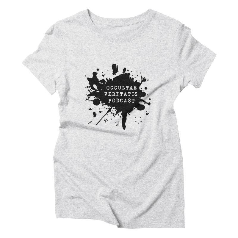 Logo Women's T-Shirt by Ovpod's Artist Shop