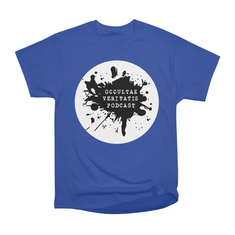 Logo Men's Heavyweight T-Shirt by Ovpod's Artist Shop