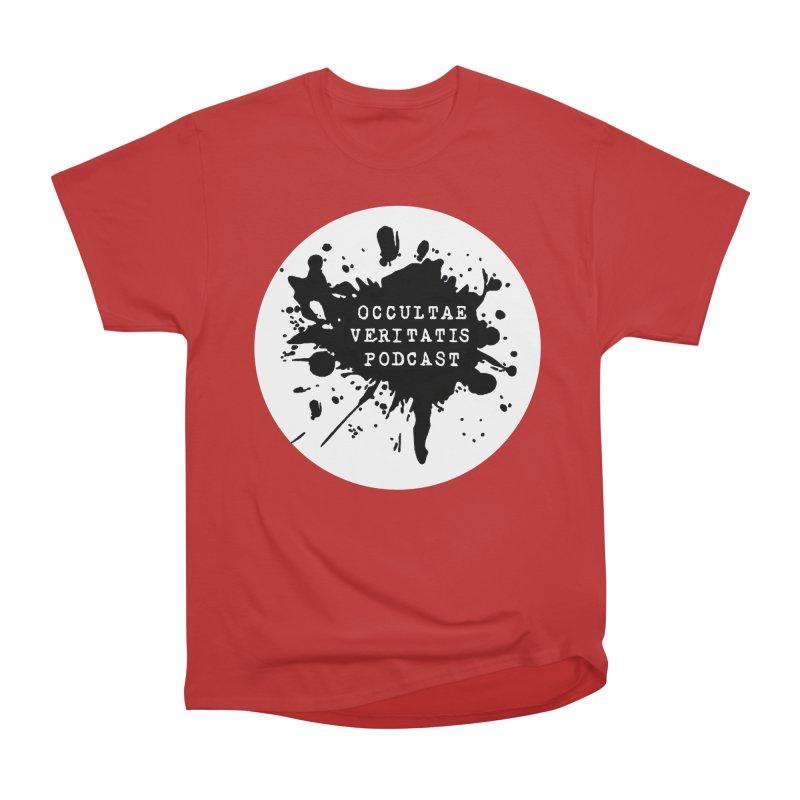 Logo Women's Heavyweight Unisex T-Shirt by Ovpod's Artist Shop