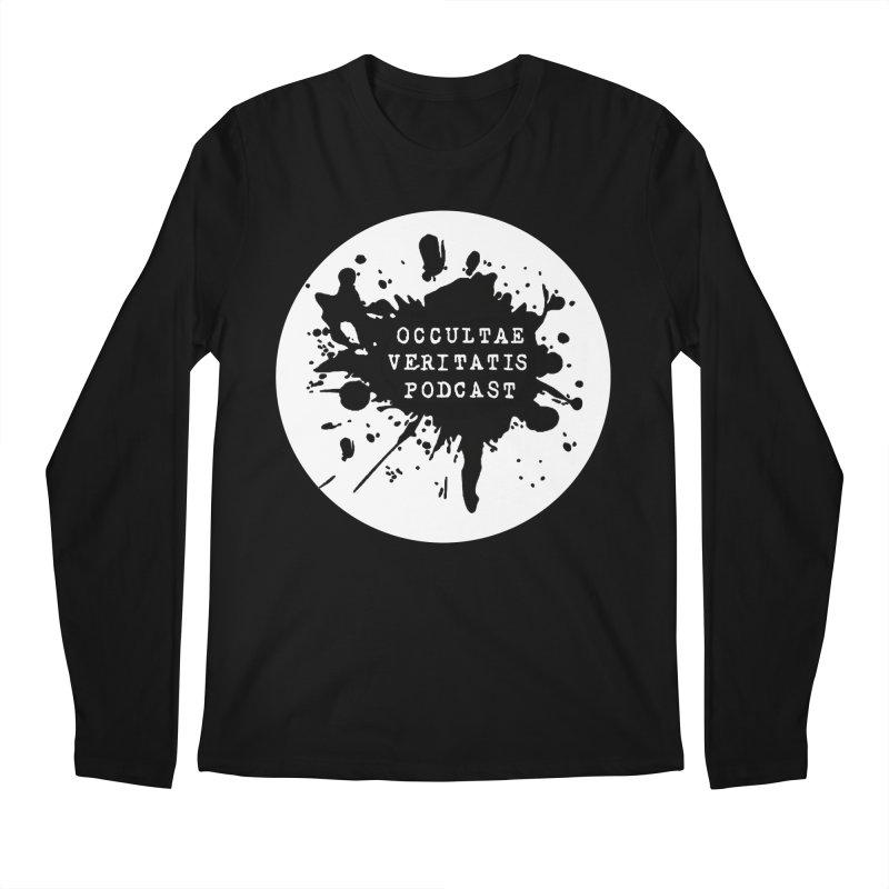 Logo Men's Regular Longsleeve T-Shirt by Ovpod's Artist Shop