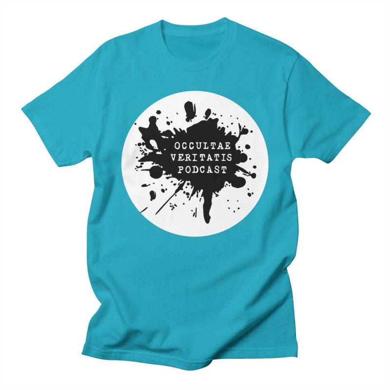 Logo Men's Regular T-Shirt by Ovpod's Artist Shop