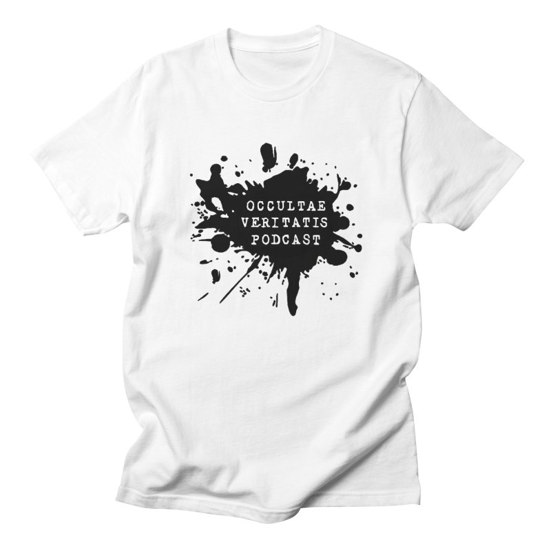 Logo Men's Regular T-Shirt by Ovpod's Artist Shop