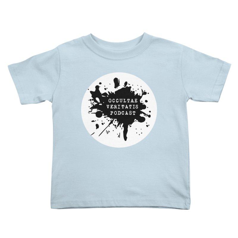 Logo Kids Toddler T-Shirt by Ovpod's Artist Shop