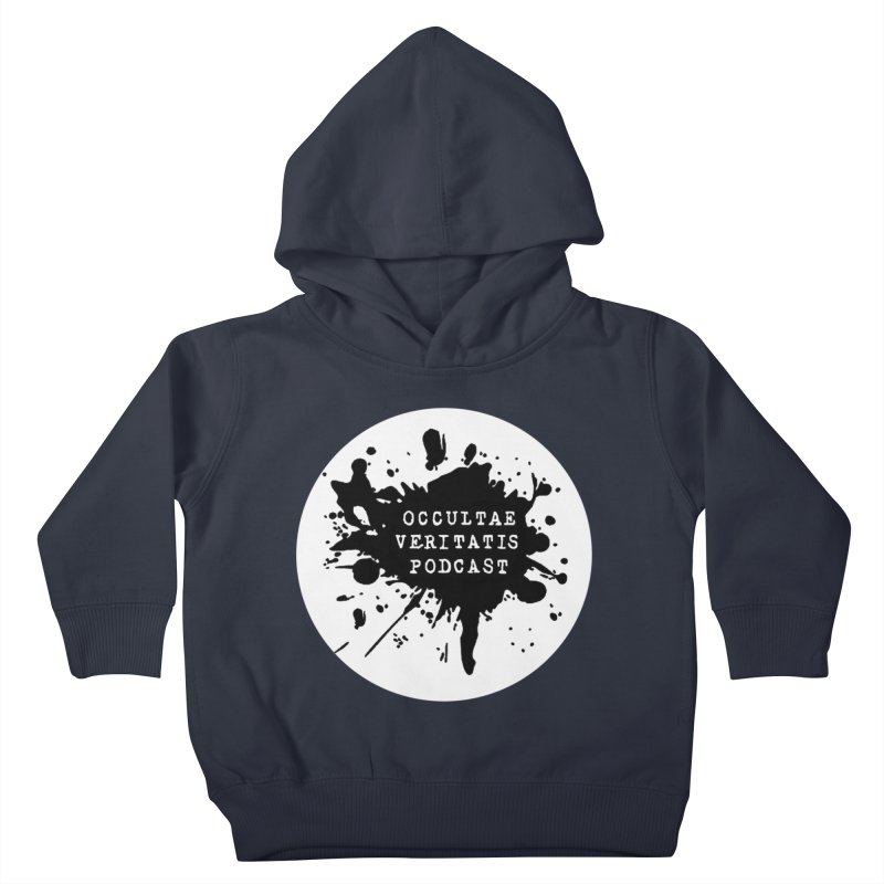 Logo Kids Toddler Pullover Hoody by Ovpod's Artist Shop