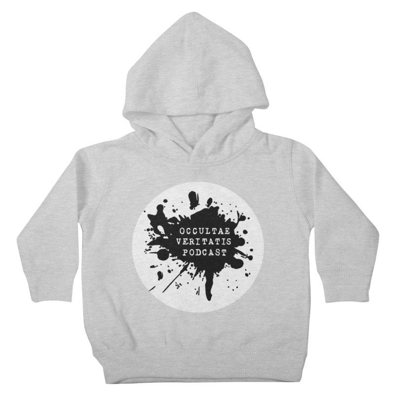 Logo Kids Toddler Pullover Hoody by Ovpod's Artist Shop