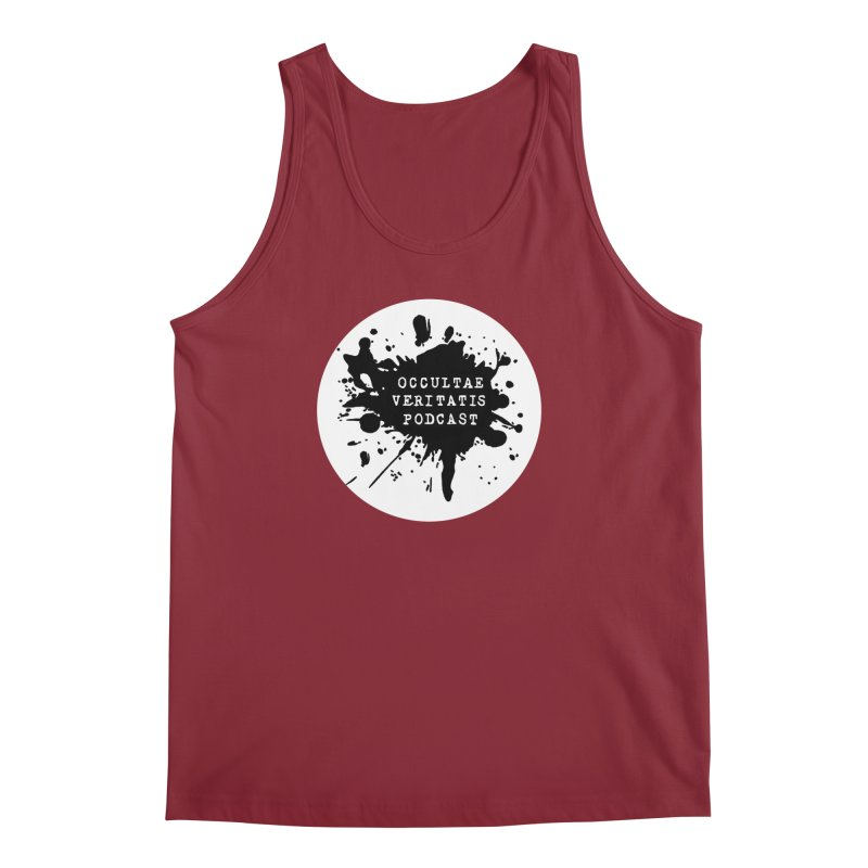 Logo Men's Regular Tank by Ovpod's Artist Shop