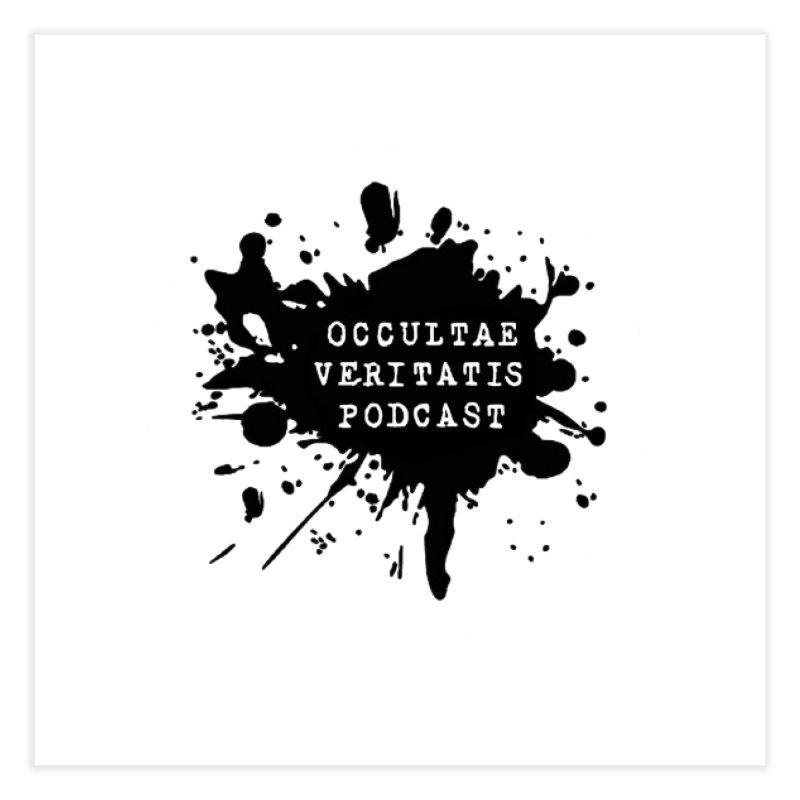 Logo Home Fine Art Print by Ovpod's Artist Shop