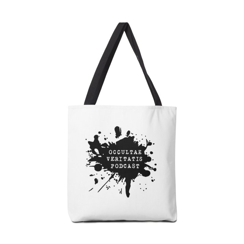 Logo Accessories Bag by Ovpod's Artist Shop