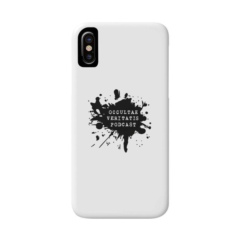 Logo Accessories Phone Case by Ovpod's Artist Shop