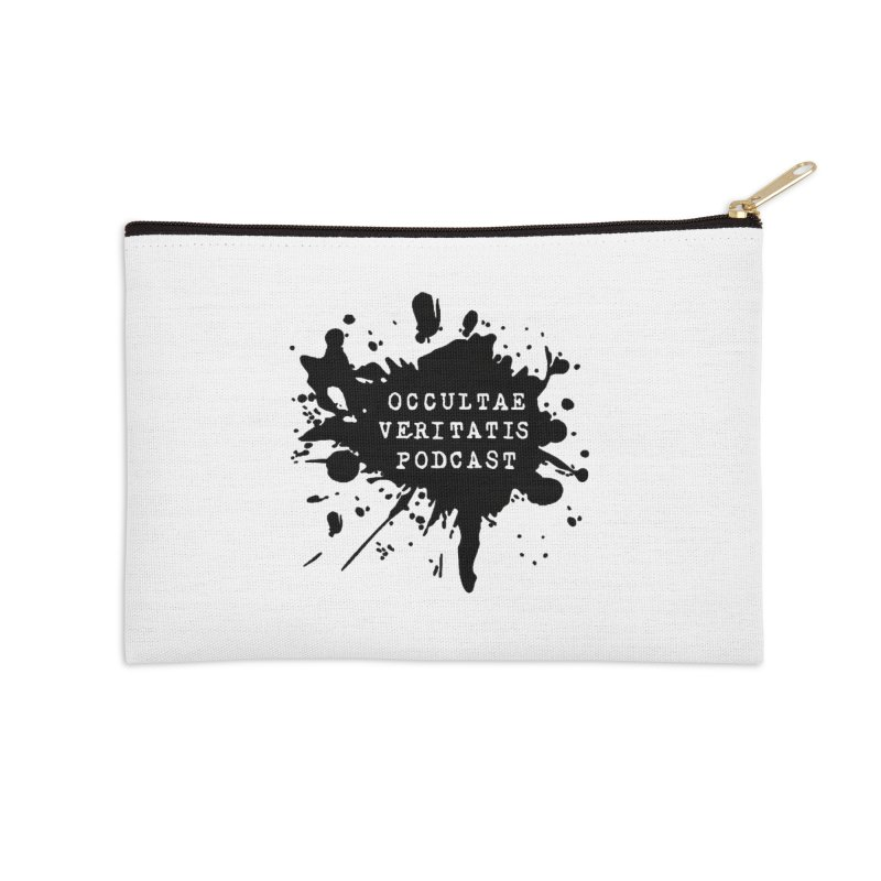 Logo Accessories Zip Pouch by Ovpod's Artist Shop