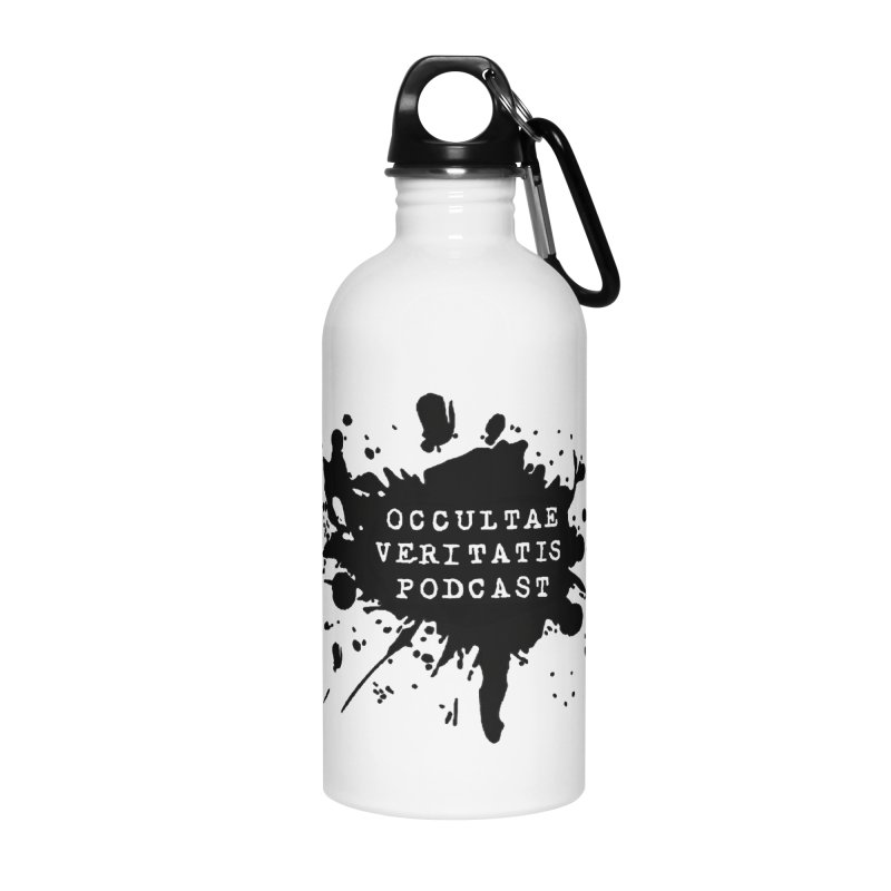 Logo Accessories Water Bottle by Ovpod's Artist Shop