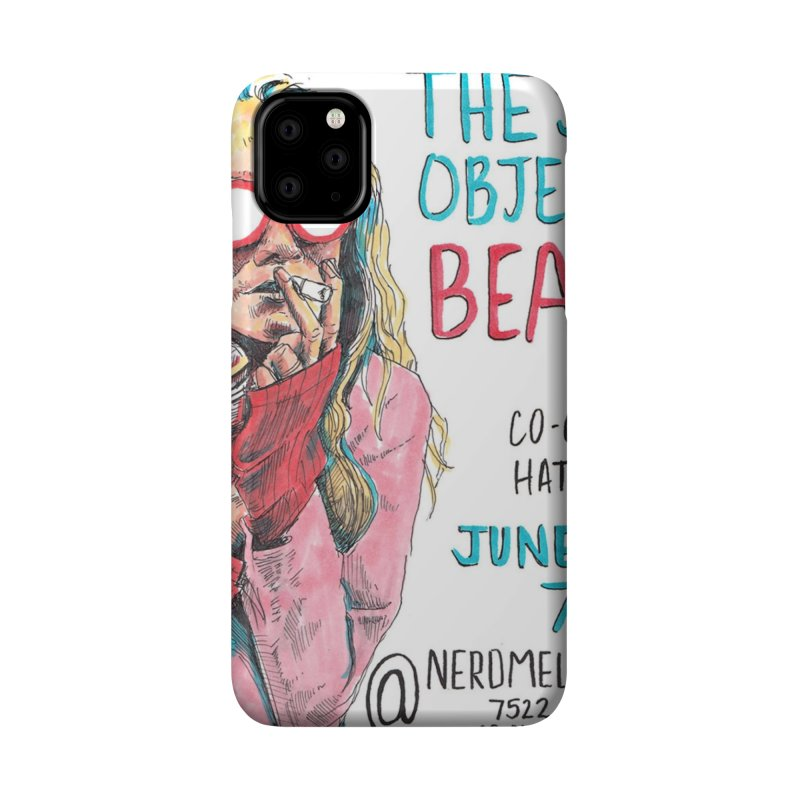 The Storrs Objection: Beauty Accessories Phone Case by PEP's Artist Shop