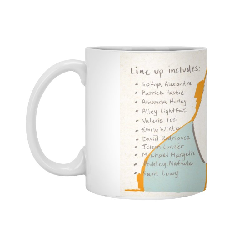 The Storrs Objection: Safety Accessories Standard Mug by PEP's Artist Shop