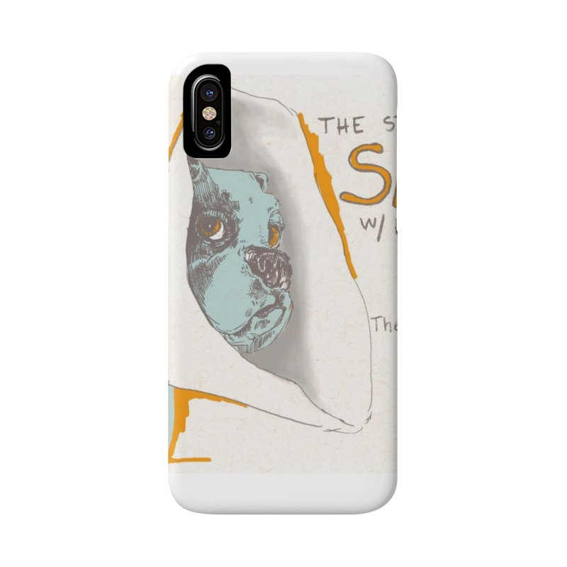 The Storrs Objection: Safety Accessories Phone Case by PEP's Artist Shop