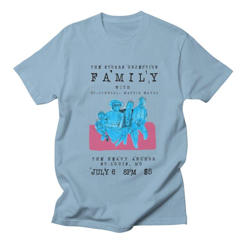 The Storrs Objection: Family Women's Regular Unisex T-Shirt by PEP's Artist Shop