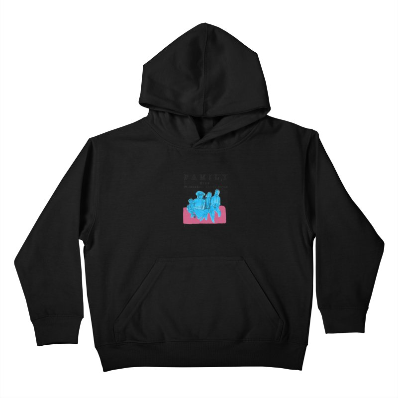 The Storrs Objection: Family Kids Pullover Hoody by PEP's Artist Shop