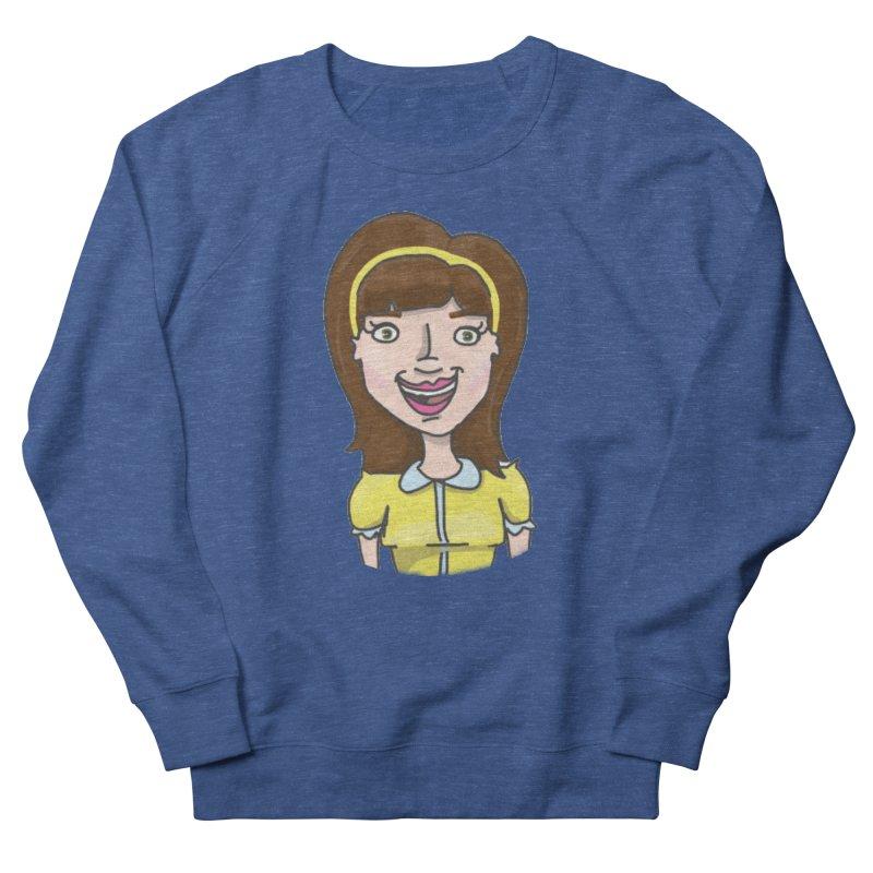 Hattie Hayes Men's Sweatshirt by PEP's Artist Shop