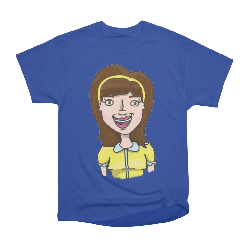 Hattie Hayes Women's Heavyweight Unisex T-Shirt by PEP's Artist Shop