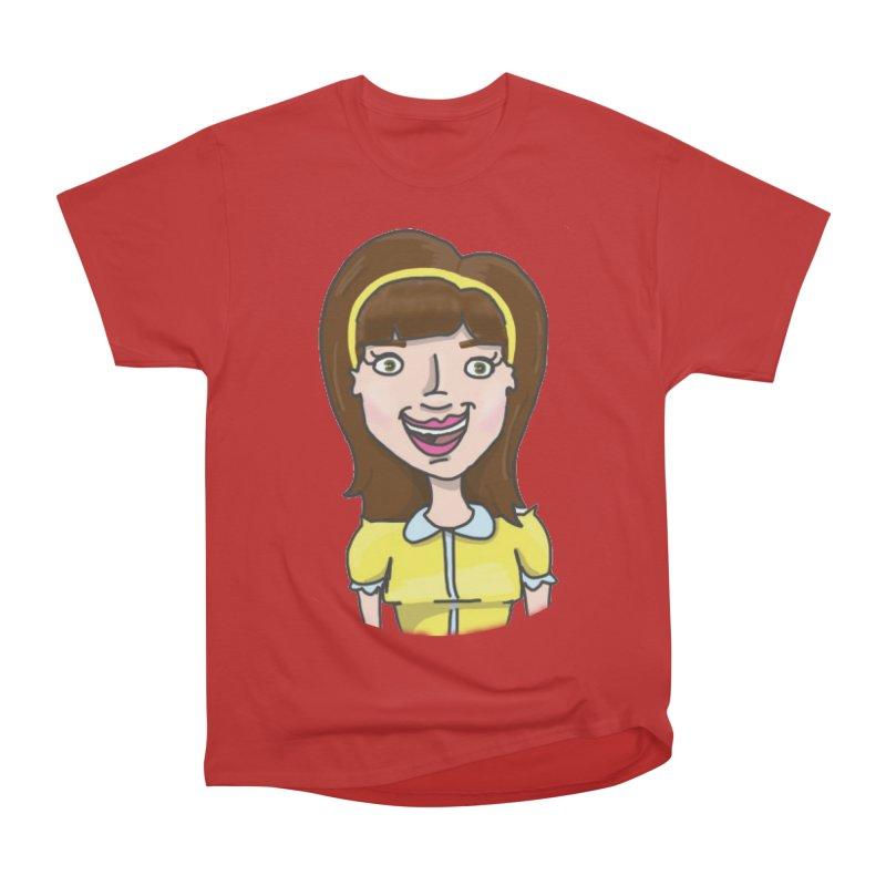 Hattie Hayes Women's Classic Unisex T-Shirt by PEP's Artist Shop