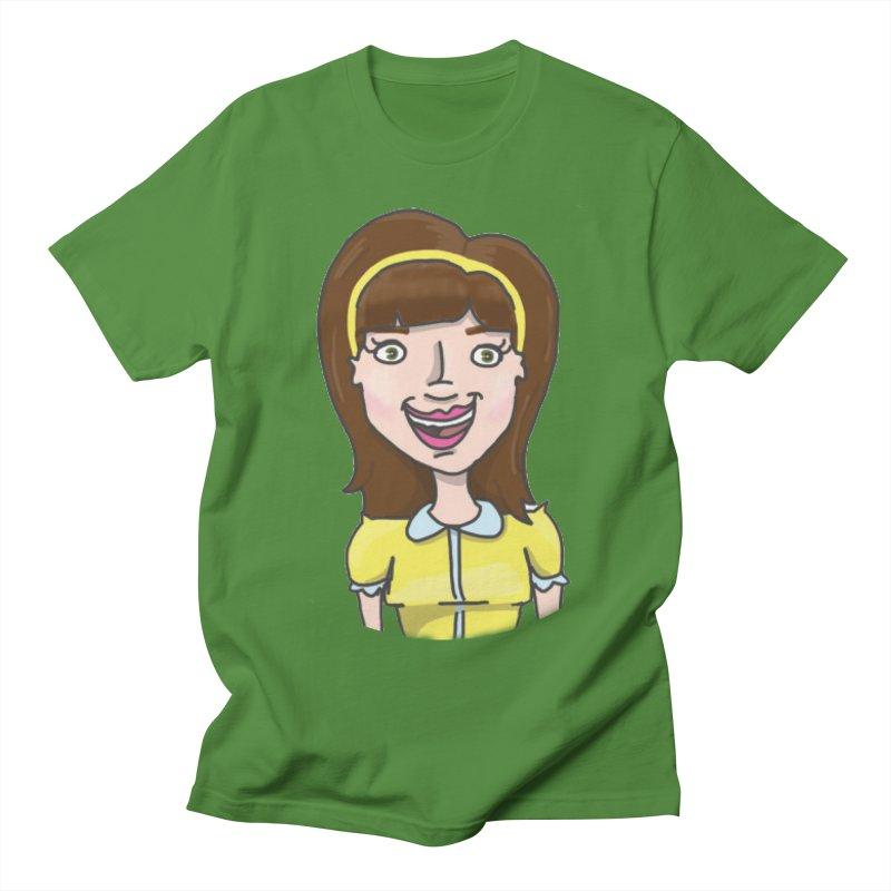Hattie Hayes Men's T-shirt by PEP's Artist Shop