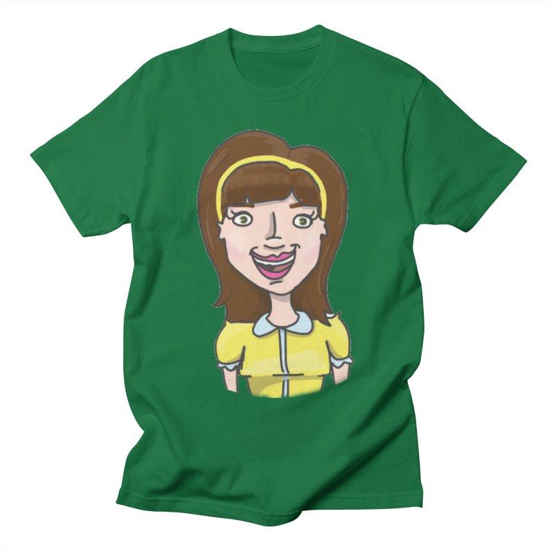 Hattie Hayes Women's Regular Unisex T-Shirt by PEP's Artist Shop